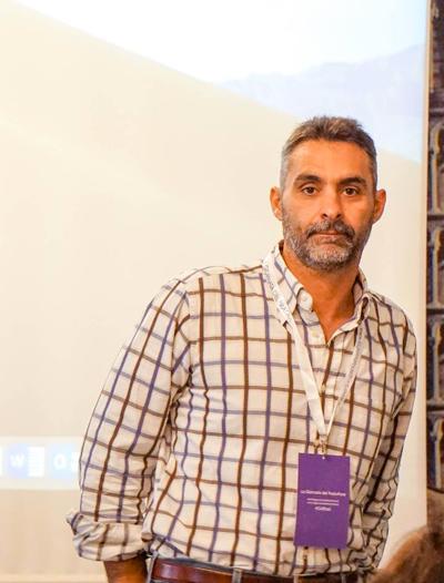 Luca Menozzi, docente di 4 settimane per diventare traduttore
